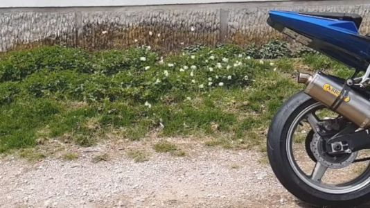 Excellent News, Your Motorcycle Can Double As A Popcorn Popper