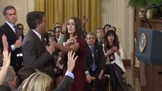 In legal challenge, White House claims right to exclude 'grandstanding' CNN journalist Jim Acosta