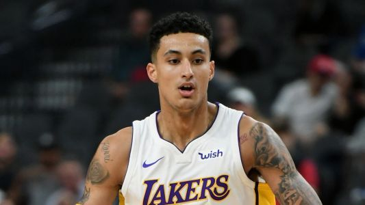 Kyle Kuzma on LeBron James led Lakers: 'We think that a lot of people are underestimating us'