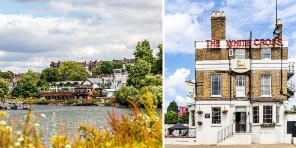 What to See on a London Walking Tour Through Richmond and Heathrow