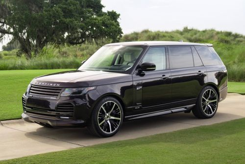 """Overfinch's Range Rover Autobiography LWB """"Sandringham Edition"""" Is an Exercise in Luxury"""