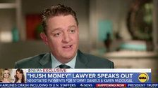 Stormy Daniels' Ex-Attorney Says Hush Money Was For 'Political Reasons'