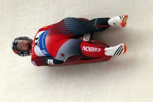 Germany's Geisenberger wins World Cup luge in Lake Placid