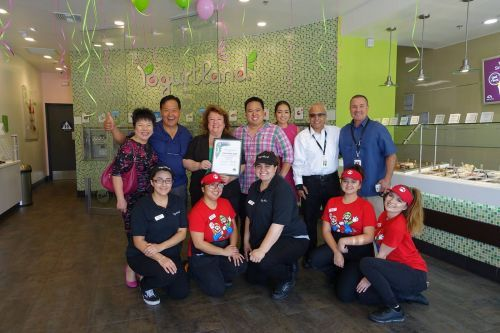 Yogurtland Expands in Dallas - Ft. Worth With New Development Agreement