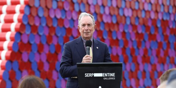 Michael Bloomberg is planning to file paperwork to run in the 2020 Democratic primary