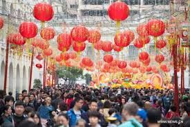 Chinese tourists choose Italy for Lunar New Year holiday