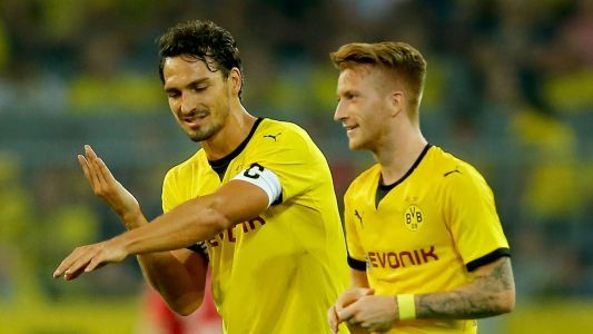 Man Utd were looking at Hummels, Gundogan and Reus - Meulensteen