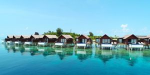 Western tourists visits Maldives happily ending virus fear