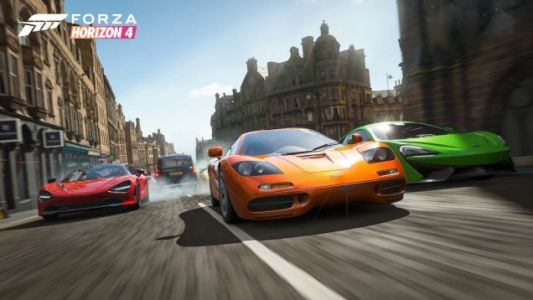 Here Is Your Official Forza Horizon 4 Car List