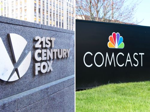 Comcast bids $65 billion for most of 21st Century Fox