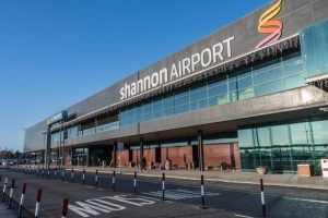 Shannon Airport resumes after plane caught fire