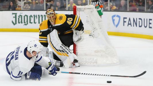 NHL playoffs 2019: Should Maple Leafs have been called for interference on go-ahead goal?