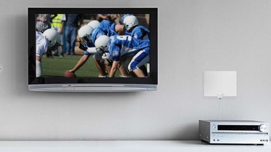 Watch the Rest of the NFL Playoffs For Free With a Discounted Mohu Antenna