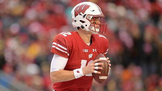 Wisconsin has a QB it can trust in Alex Hornibrook, but Mcihigan still looking