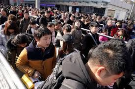 China to ban citizens from taking flights or using trains giving social misdeeds
