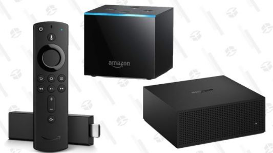 Lights, Camera, Action On Amazon's Fire TV Black Friday Deals, Including the Recast DVR