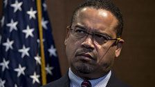 Rep. Keith Ellison Denies Domestic Abuse Accusations