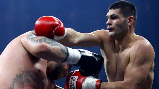 Filip Hrgovic on making U.S. debut: 'A great honor to be fighting in America'