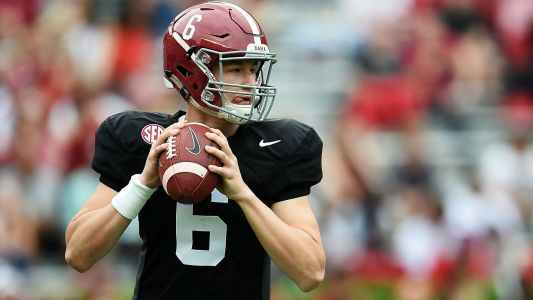 Former Alabama, Arizona State QB Blake Barnett headed to South Florida, report says