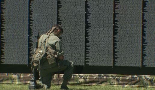 Visiting Moving Wall in Pelham, Vietnam War reenactors vow to keep history of those who served alive