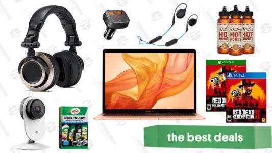 Wednesday's Best Deals: Hot Honey, Baby Clothes, MacBook Air, and More