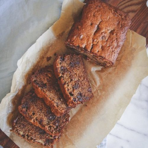 Whole Wheat Banana Bread & Muffins