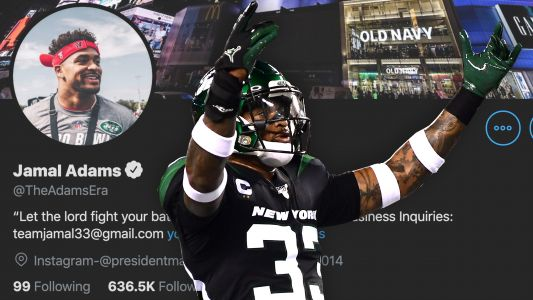 Jamal Adams removes Jets mentions from his social media profiles