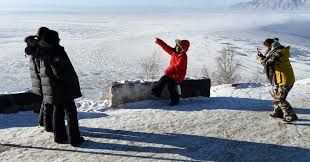 Tourists could be restricted from visiting Russia's Lake Baikal for protecting its ecosystem