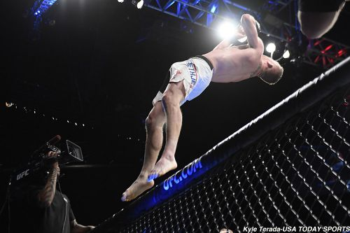 UFC Fight Night 135 pre-event facts: Justin Gaethje's UFC run so far unlike any other