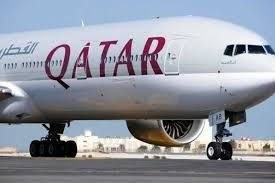Qatar Airways Special Flight 'Drew' the Pink Ribbon Symbol in the Skies to Mark Breast Cancer Awareness Month