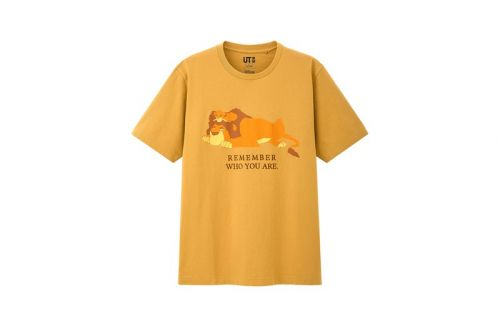 UNIQLO UT Launches 'The Lion King' Summer Capsule