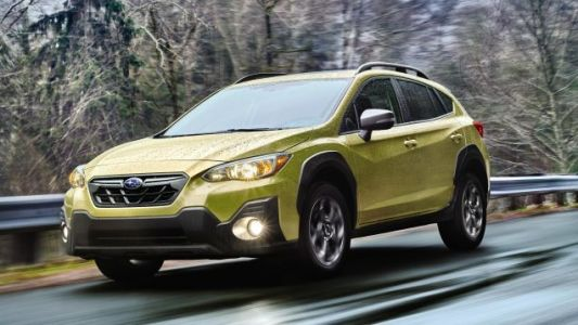 The 2021 Subaru Crosstrek Gets A Price Increase To Go With More Power