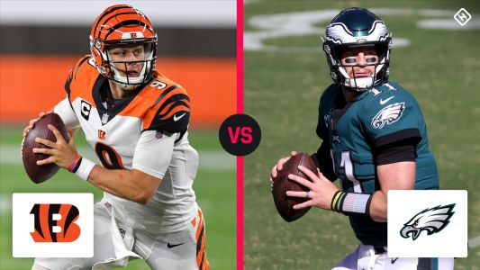 What channel is Eagles vs. Bengals on today? Time, TV schedule for Week 3 NFL game