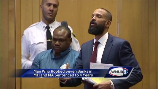 Prosecutors ask for leniency in bank robbery sentencing