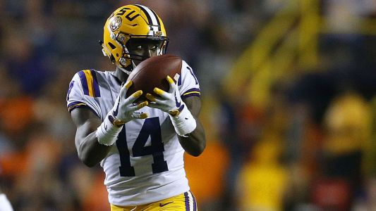 Suspended LSU WR Drake Davis arrested again on new assault charges