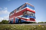 Calling All Wannabes! You Can Book the Tour Bus From Spice World on Airbnb