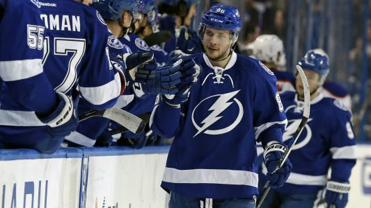 Nikita Kucherov signs 8-year extension with Lightning