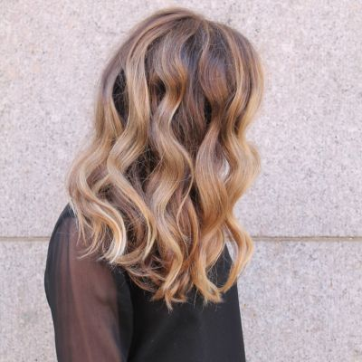 Get the Look: Winter Balayage by George Papanikolas