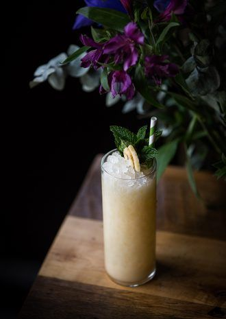 Barrel Colada Cocktail