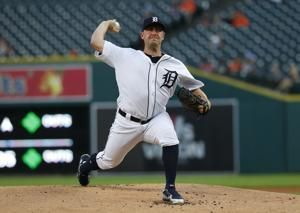 Twins beat Tigers 6-1 behind 6 sharp innings from Stewart