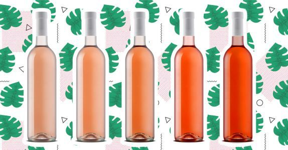 For Rosé Drinkers, Is It Pale Pink or Nothing?
