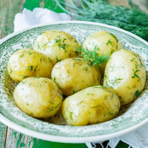 Potato with Dill