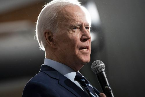 Biden dings Sanders on gun reform as feud ramps up