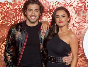 So Amber Davies And Kem Cetinay Just Celebrated A Huge Relationship Milestone
