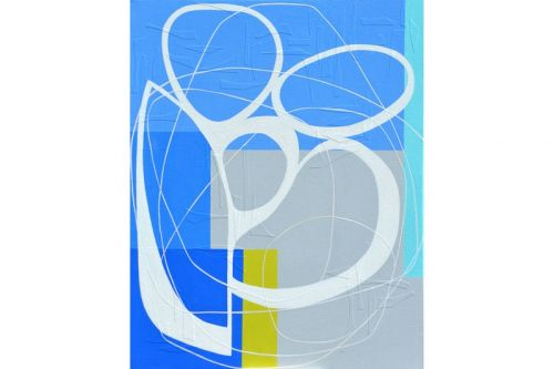 Maura Segal's Multilayered Abstract Works Combine the Simple and Complex
