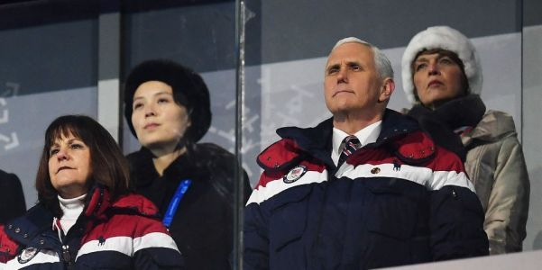 North Korea bailed at the last minute before a secret meeting with Pence at the Winter Olympics