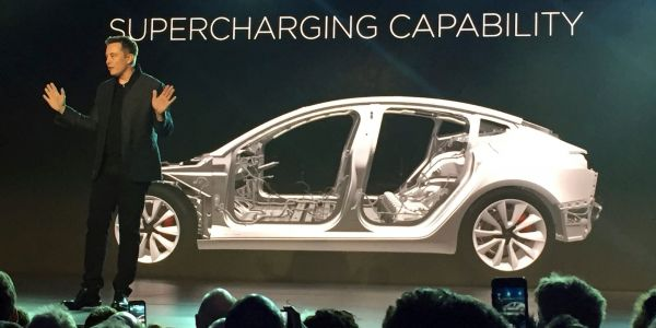 Wall Street analysts were blown away by the Tesla Model 3's 'next-gen, military-grade' tech - and say that's why the base model will never turn a profit