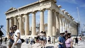 US travellers seem to have the best impressions of Greece