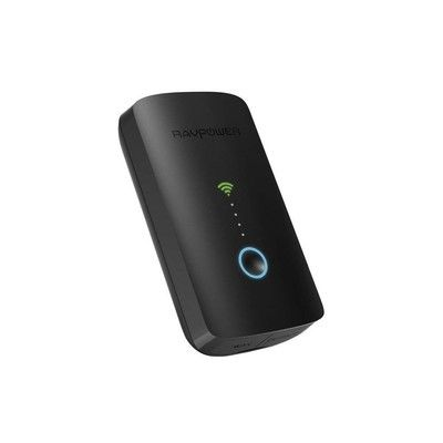 The RAVPower FileHub Plus wireless travel router is less than $30 today