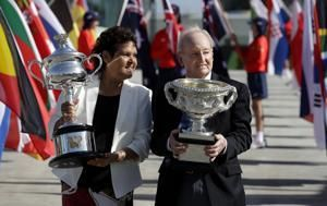 The Latest: Out and likely over for Murray at Aussie Open